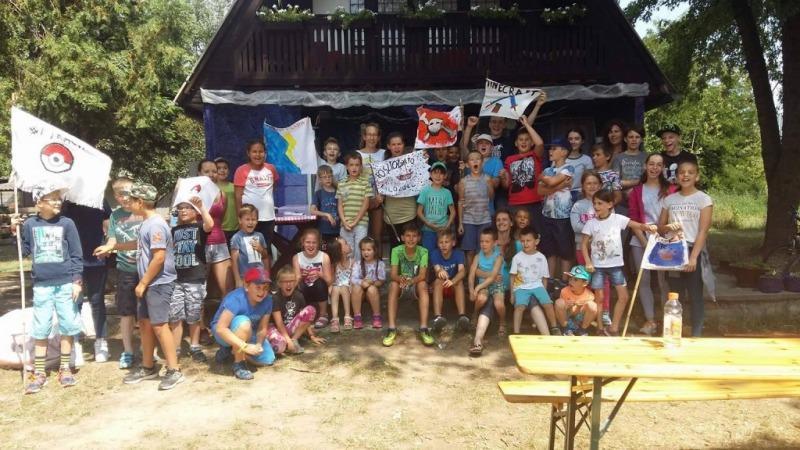 Száz Kéz táborok 2020 Nyár